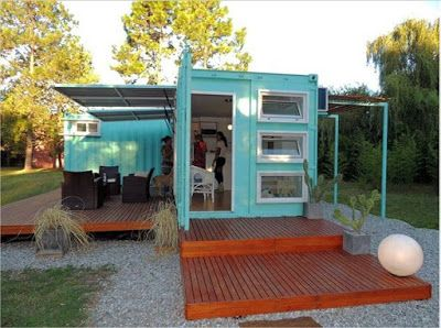 Prefeb Shipping Container Homes; Standard Size Part 64