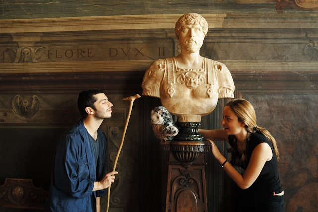 Storia di Ercole raccontata dalla civetta di Atene