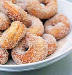 Receta fácil de donuts   Recetas faciles, Videos de Cocina   SaborContinental.com