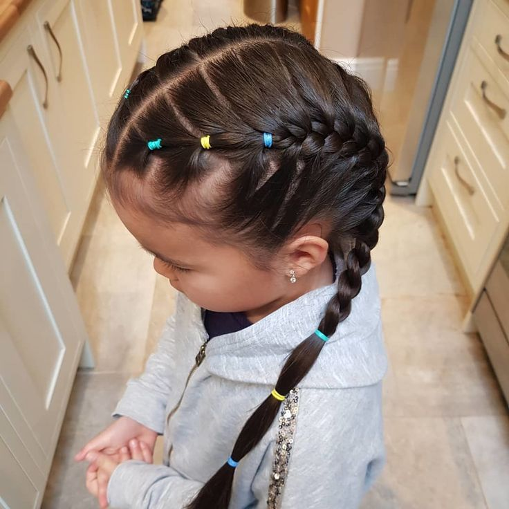 25 Easy Wacky Hairstyles For School Girl Hair Styles For