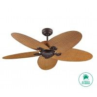 13 best ceiling fan images on pinterest blankets ceilings and 349 beacon lighting fijian ii 132cm fan in bronze with coffee coloured rattan blades mozeypictures Gallery