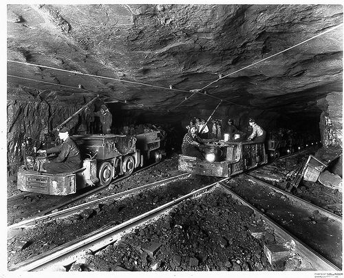 #TodayInHistory, In 1947 Great #Britain #nationalizes its #coalmines.