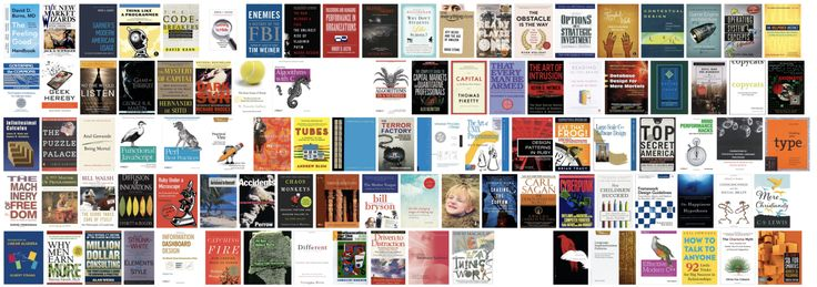 Top 501–600 books mentioned in comments on Hacker News
