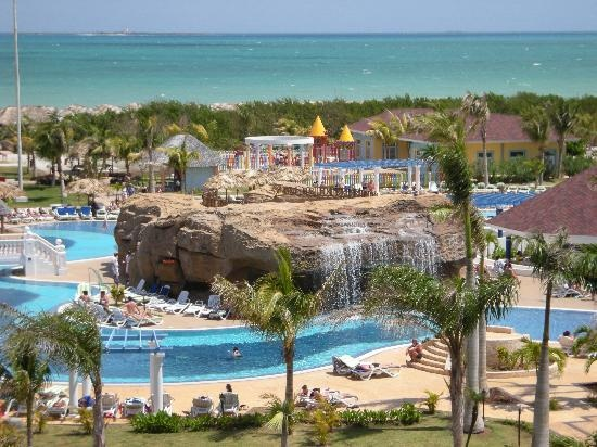 Iberostar, Laguna Azul, Veradero, Cuba resort we will be staying at