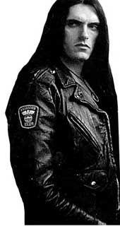 Peter Steele. Type O Negative. R.I.P.what Wrath looks like in my head