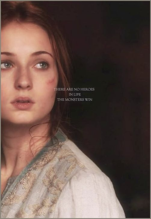 Sansa Stark ~ Game of Thrones Fan Art