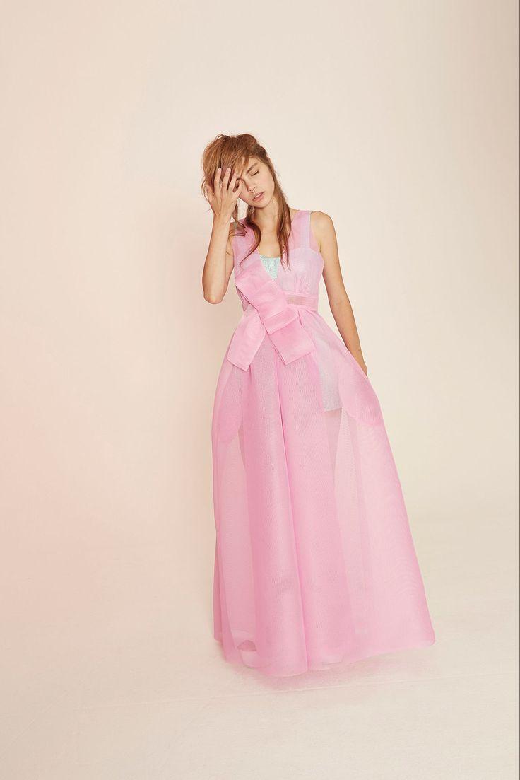 Sweetness pink dress