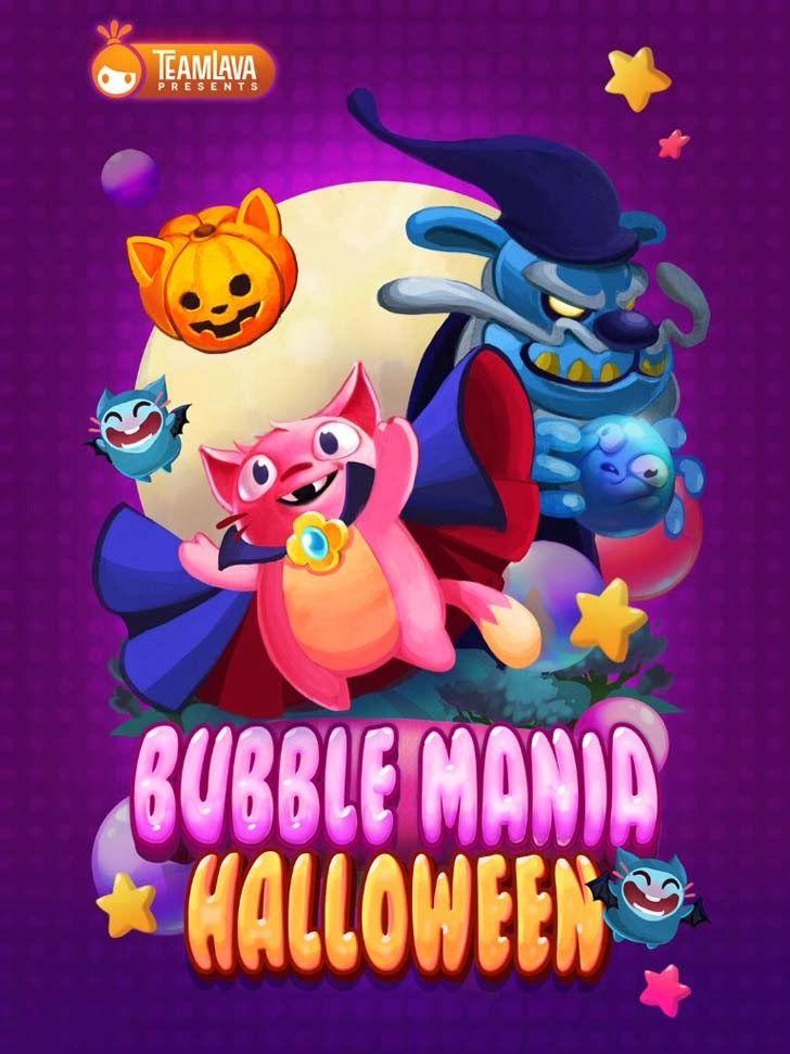 Bubble Mania: Halloween App