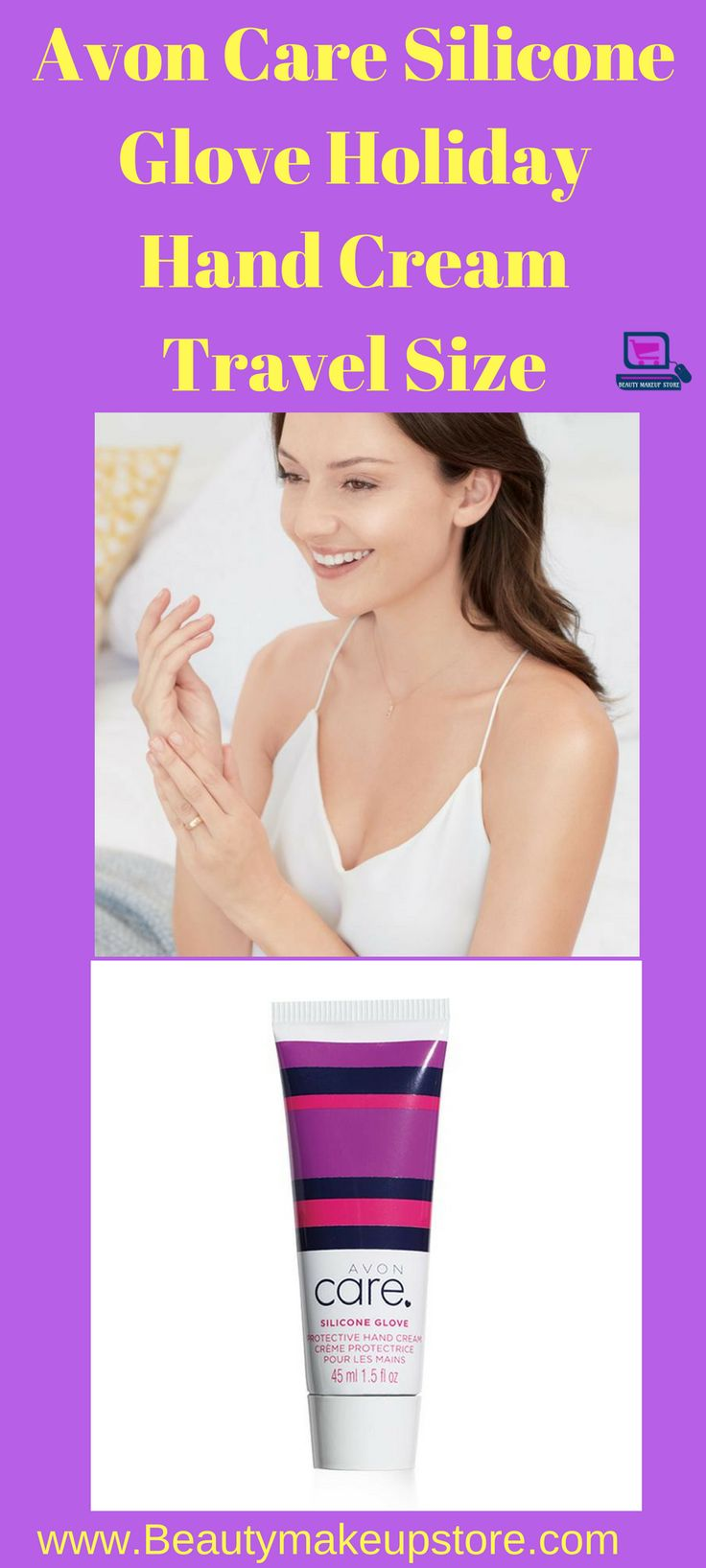 Avon Care Silicone Glove Holiday Hand Cream Travel Size #handcream #handcreamandlotion #buybeautyproducts hand cream | hand cream diy | hand cream homemade | hand cream packaging | hand cream gift ideas | sophie | Jill Parker | LacQuin Hand Cream | Hand Cream | Hand Cream | Hand Cream |