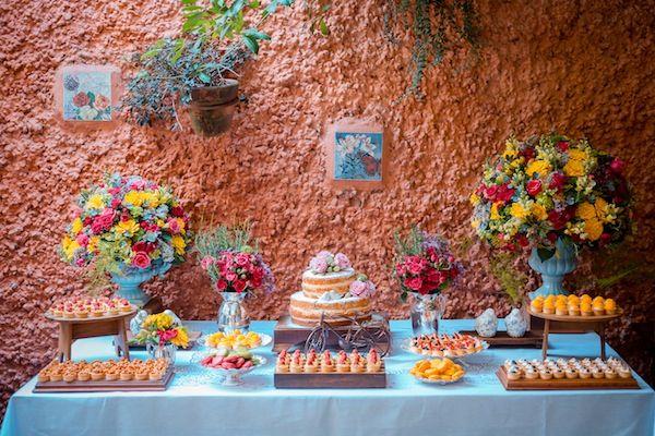 Mini Wedding | Fernanda + Francisco | Vestida de Noiva | Blog de Casamento por Fernanda Floret