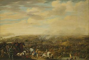 The beginning of the campaign season of 1600 brought orders from the Estates-General for Maurice to move his forces down the coast to take the city of Nieupoort. Maurice had little confidence in this plan but was obliged to obey.