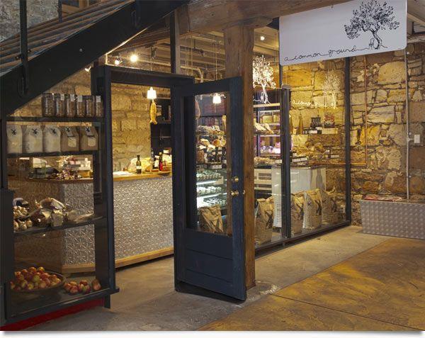 a common ground food store salamanca