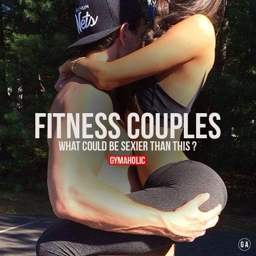 Fitness Couples, What Could Be Sexier Than This? #Motivation #Inspiration #Succe…