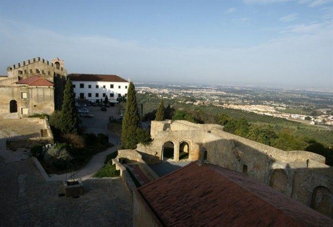 Pousada Palmela hotel - Go Discover Portugal travel