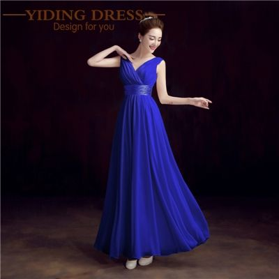 Cheap party hats for sale, Buy Quality party dress net directly from China dress up for women Suppliers: New 2017 Double-Shoulder V-neck Chiffon Solid Simple Long Bridesmaid Dresses Drop Sale