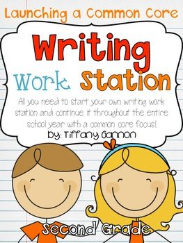 Launching your own Common Core Writing Workstation! Everything you need to get started.