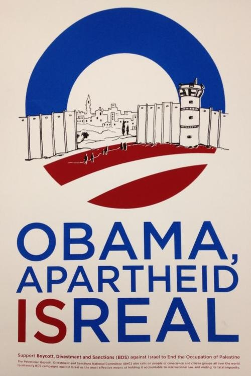 Obama, Apartheid is Real
