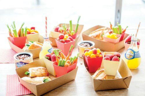 bakjes picknick