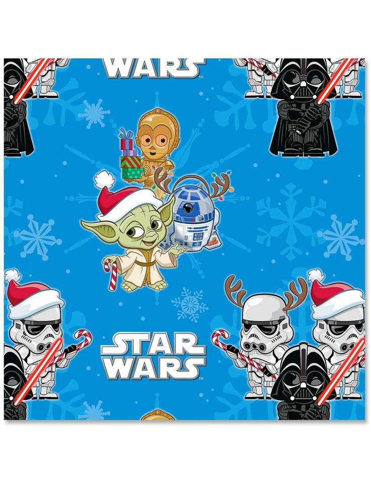 Best 25+ Star wars wrapping paper ideas on Pinterest | Jedi games ...