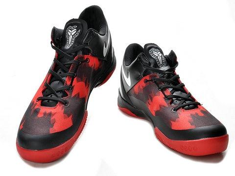 b1a1d8b03b7 Shop Discount Nike Kobe 8 Red Grey Black 555286 660
