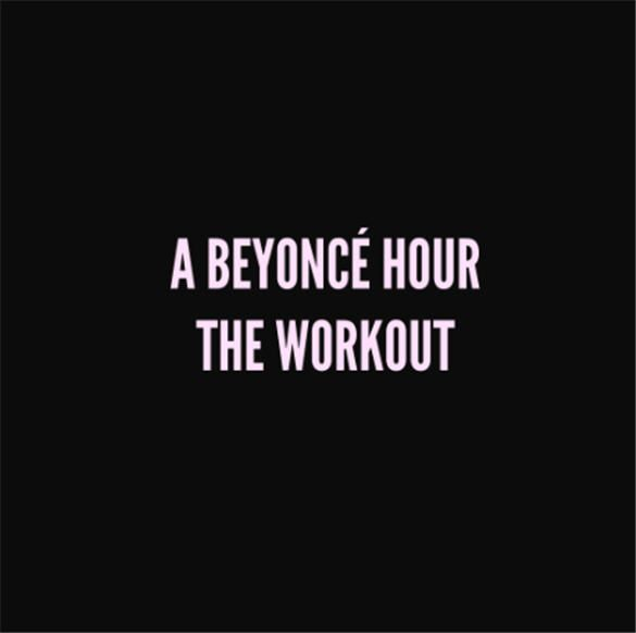 Tish finds a Beyonce workout inspired by the energy Beyonce brings every time she goes on stage.