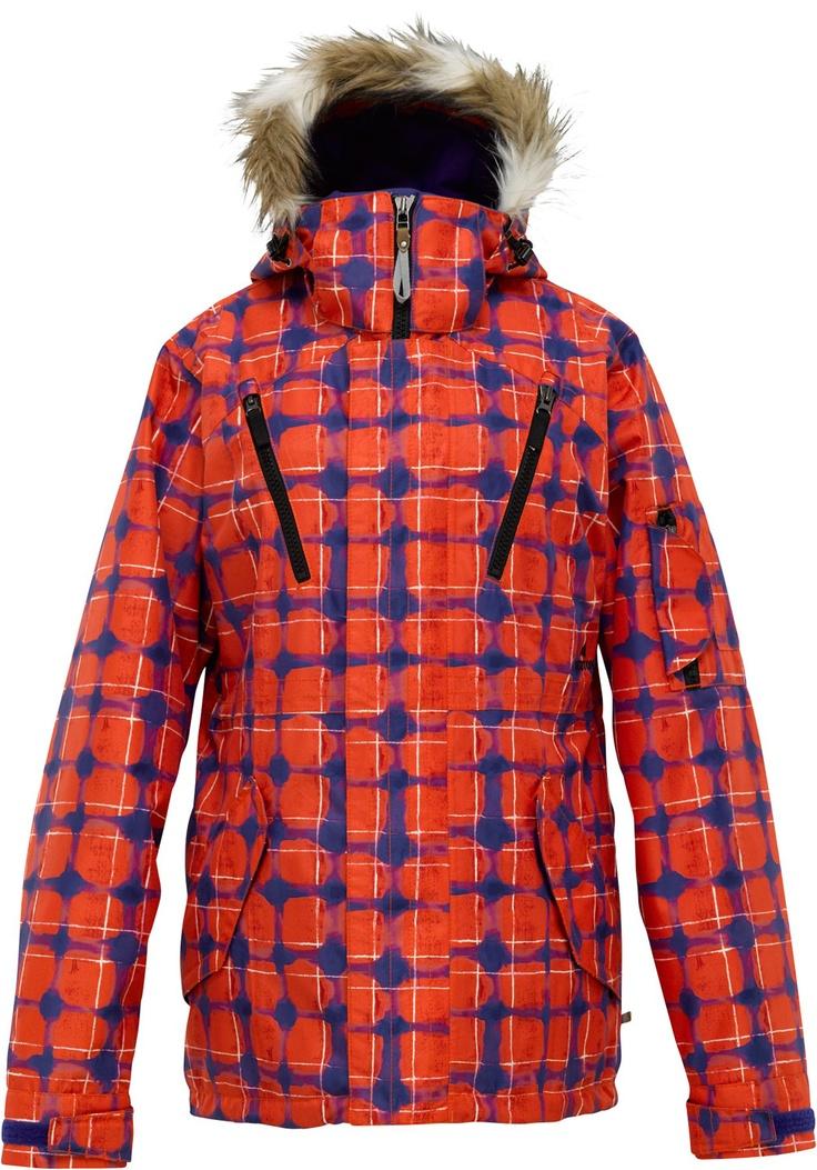 Burton Prowess Snowboard Jacket #Sale HerSportsGear.com