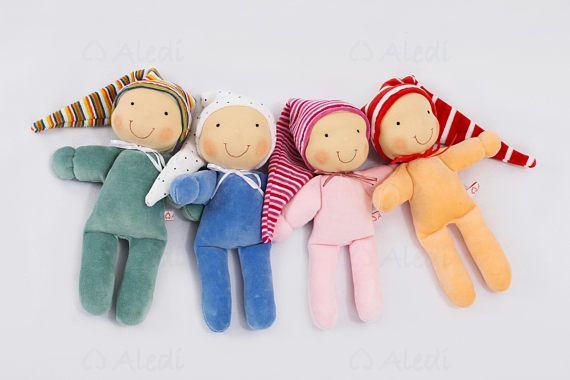 10 plush Waldorf elf Waldorf baby doll Waldorf toys