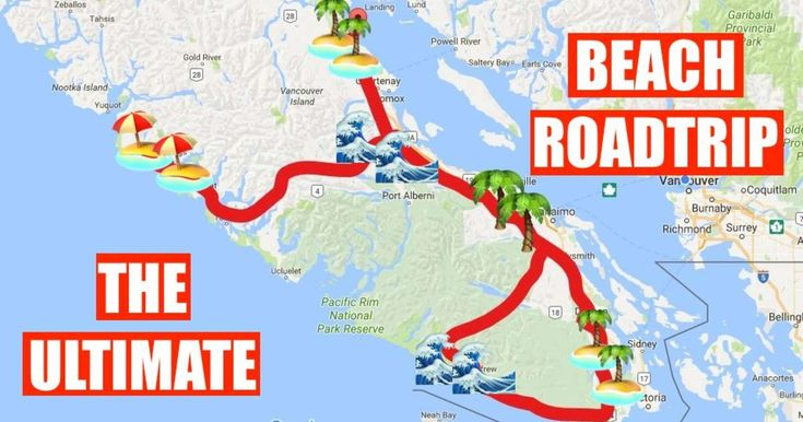 This Is The Ultimate Vancouver Island Beach Road Trip You Have To Take Before Summer Ends featured image