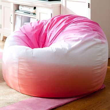 I Love The Dip Dye Warm Beanbag On Pbteen Com All Things Pb Teen Pinterest Dip Dye Dyes And Dips