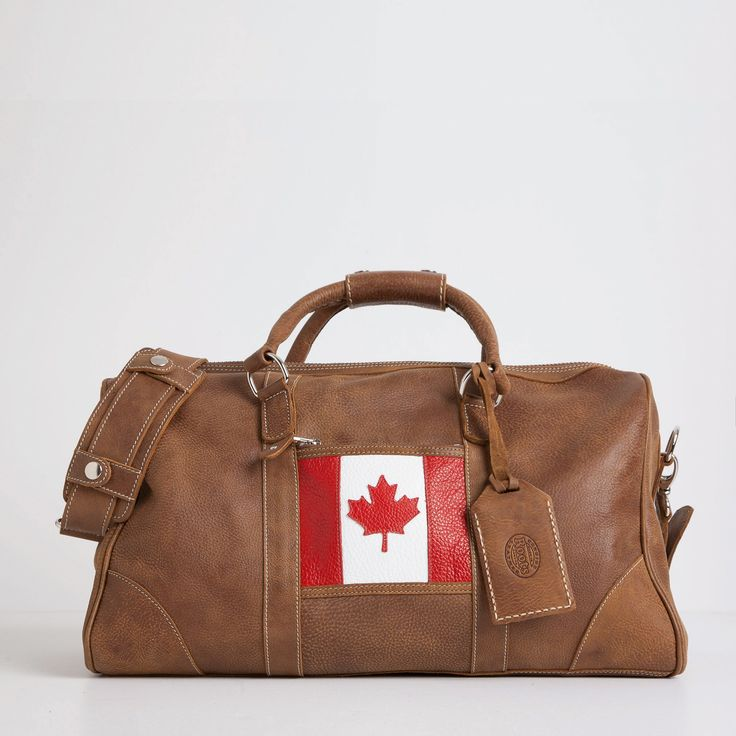 Small Banff Canada | Leather Bags, Luggage | Roots