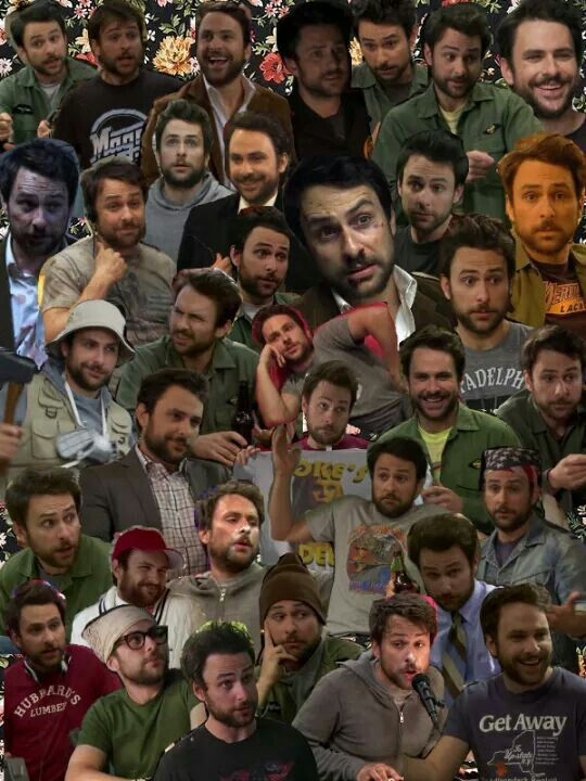 Charlie Kelly. THE BEST CHARACTER YES