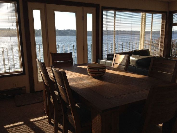 Other Seattle Properties Vacation Rental - VRBO 580483 - 3 BR Seattle House in WA, Welcome to Paradise Cove! Waterfront Home with Miles of Beach!!