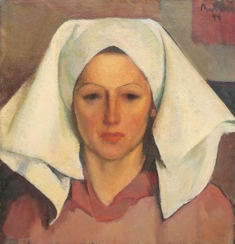 Corneliu Baba - Dutch Woman (1944)