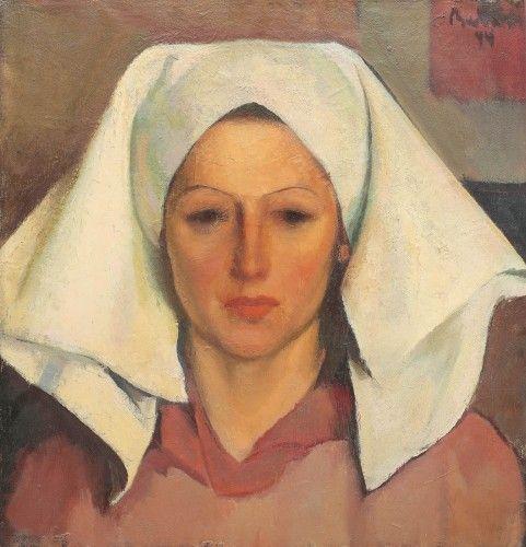 Corneliu Baba - Dutch Woman (1944)