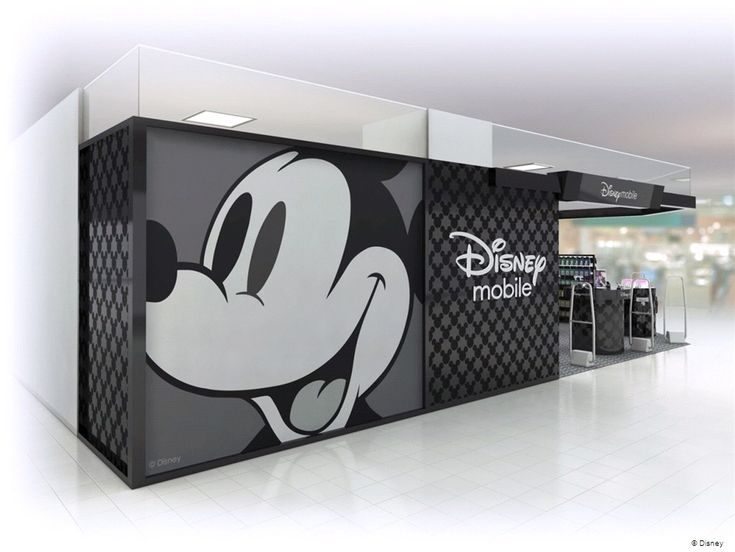 ディズニー・モバイルの専門店 「ディズニー・モバイル ショップ」の2号店、3号店をオープン