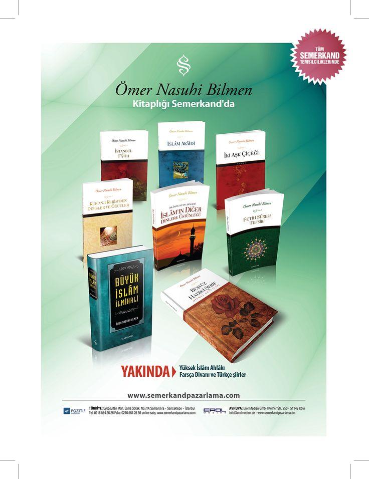 Ömer Nasuhi Bilmen Kitaplığı  → http://www.semerkandpazarlama.com/Semerkand-Yayinlari,LA_169-2.html#labels=247-2