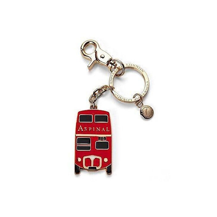 Pin for Later: The Queen Would Be Amused by This Royal Gift Guide Gifts For the Prince Harry Fan Prince Harry isn't too posh to take the bus, so he'll surely like this Aspinal of London key ring (£30) too.