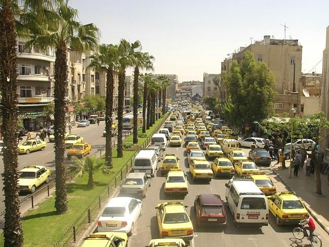 Damascus, Syria, before and after - Album on Imgur