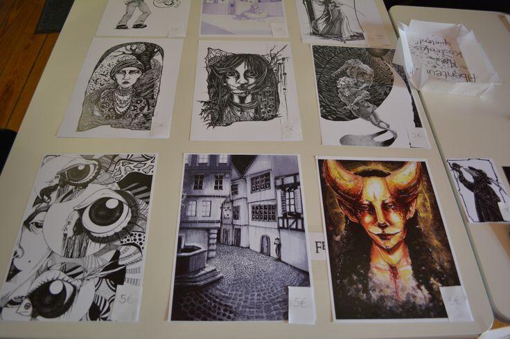 Galerie | ReuCon Ein paar Drucke von Veitstanz