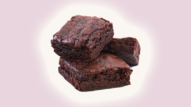 Red Wine Brownies Are A Thing Now And All Our Lives Are Better For It #brownies #redwine #food #lifestyle