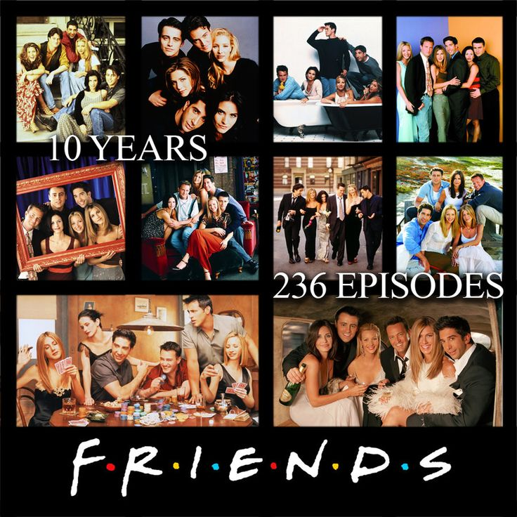10 years..236 episodes...wow, that is dedication. So glad these actors and actresses stayed faithful and made this show great!