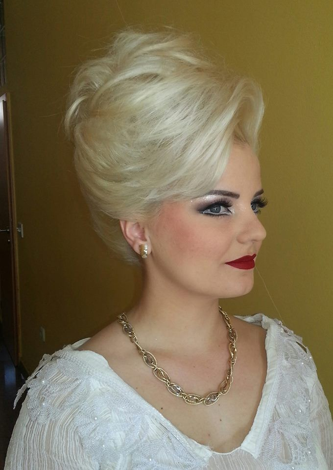 187 Best The Old Styles Bouffant Wetset Hair Images On