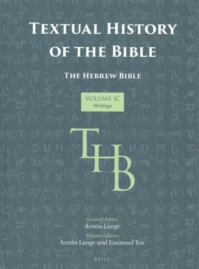 The Hebrew Bible: Writings