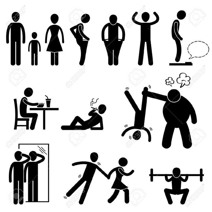 18797531-Thin-Schlank-d-nne-Schwache-Mann-Menschen-Person-Anorexia-Stick-Figure-Piktogramm-Icon-Lizenzfreie-Bilder.jpg (1300×1300)