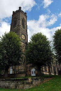 St Peter Church, Belper