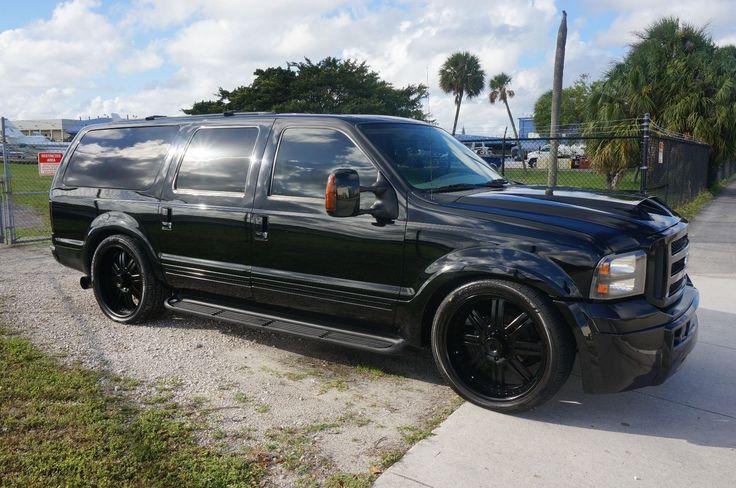 Ford Excursion Limited Custom | eBay