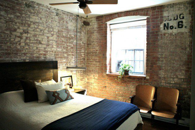 Industrial Bedroom Design Ideas Inspiration Decorating Design
