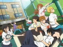 Resultado de imagem para nomes de animes romanticos escolares