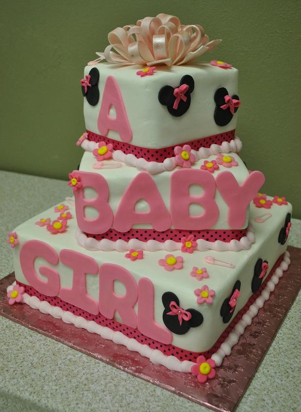 minnie mouse baby shower cake mouse baby shower ideas showers baby