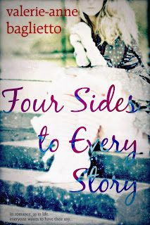 Being Anne....: Author feature: Four Sides To Every Story by Valer...